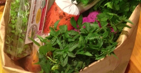 Real Food.  In a Box.  It's the Dinnerbox!